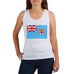 Fiji Flag Women's Tank Top