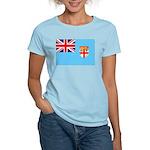 Fiji Flag Women's Light T-Shirt