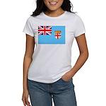 Fiji Flag Women's T-Shirt