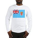 Fiji Flag Long Sleeve T-Shirt