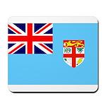 Fiji Flag Mousepad