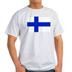 Finland Flag Light T-Shirt