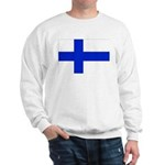 Finland Flag Sweatshirt