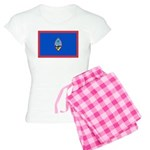 Guam Flag Women's Light Pajamas