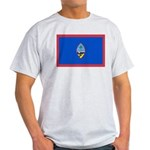 Guam Flag Light T-Shirt