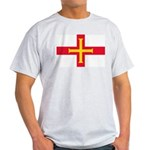 Guernsey Flag Light T-Shirt