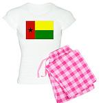 Guinea Bissau Flag Women's Light Pajamas