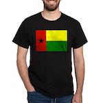 Guinea Bissau Flag Dark T-Shirt