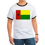 Guinea Bissau Flag Ringer T