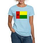 Guinea Bissau Flag Women's Light T-Shirt