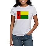 Guinea Bissau Flag Women's T-Shirt