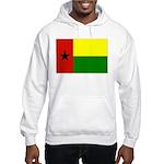 Guinea Bissau Flag Hooded Sweatshirt