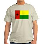 Guinea Bissau Flag Light T-Shirt