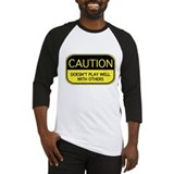 CAUTION Baseball Jersey