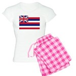 Hawaii Flag Women's Light Pajamas