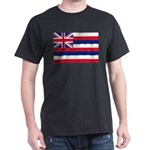 Hawaii Flag Dark T-Shirt