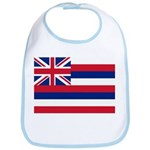 Hawaii Flag Bib