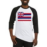 Hawaii Flag Baseball Jersey