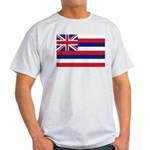 Hawaii Flag Light T-Shirt