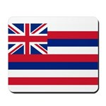 Hawaii Flag Mousepad