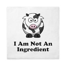 Ingredient Cow Queen Duvet
