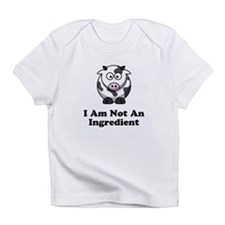 Ingredient Cow Infant T-Shirt