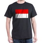 Indonesia Flag Dark T-Shirt