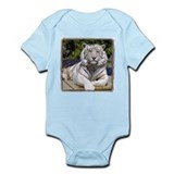 White Tiger 9 Infant Bodysuit