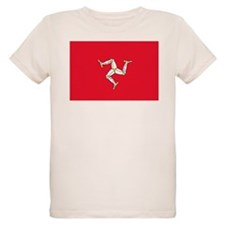 Isle of Man Flag T-Shirt
