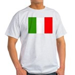 Italy Flag Light T-Shirt