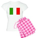 Italy Flag Women's Light Pajamas