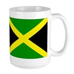 Jamaica Flag Large Mug