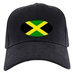 Jamaica Flag Black Cap