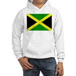 Jamaica Flag Hooded Sweatshirt