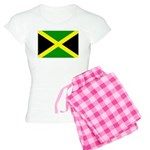 Jamaica Flag Women's Light Pajamas