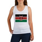Kenya Flag Women's Tank Top