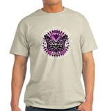 Cute Fibromyalgia awareness T-Shirt