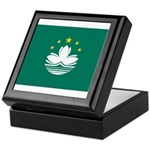 Macau Flag Keepsake Box