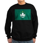 Macau Flag Sweatshirt (dark)