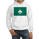 Macau Flag Hooded Sweatshirt