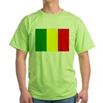 Mali Flag Green T-Shirt