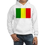 Mali Flag Hooded Sweatshirt