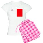 Malta Flag Women's Light Pajamas