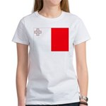 Malta Flag Women's T-Shirt