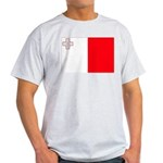 Malta Flag Light T-Shirt