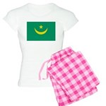 Mauritania Flag Women's Light Pajamas