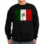Mexico Flag Sweatshirt (dark)