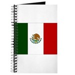 Mexico Flag Journal