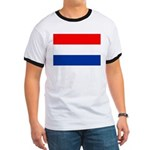 Netherlands Flag Ringer T