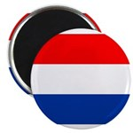 Netherlands Flag Magnet